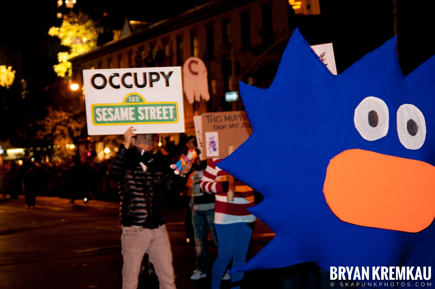NYC Halloween Parade 2011 @ New York, NY - 10.31.11 (84)