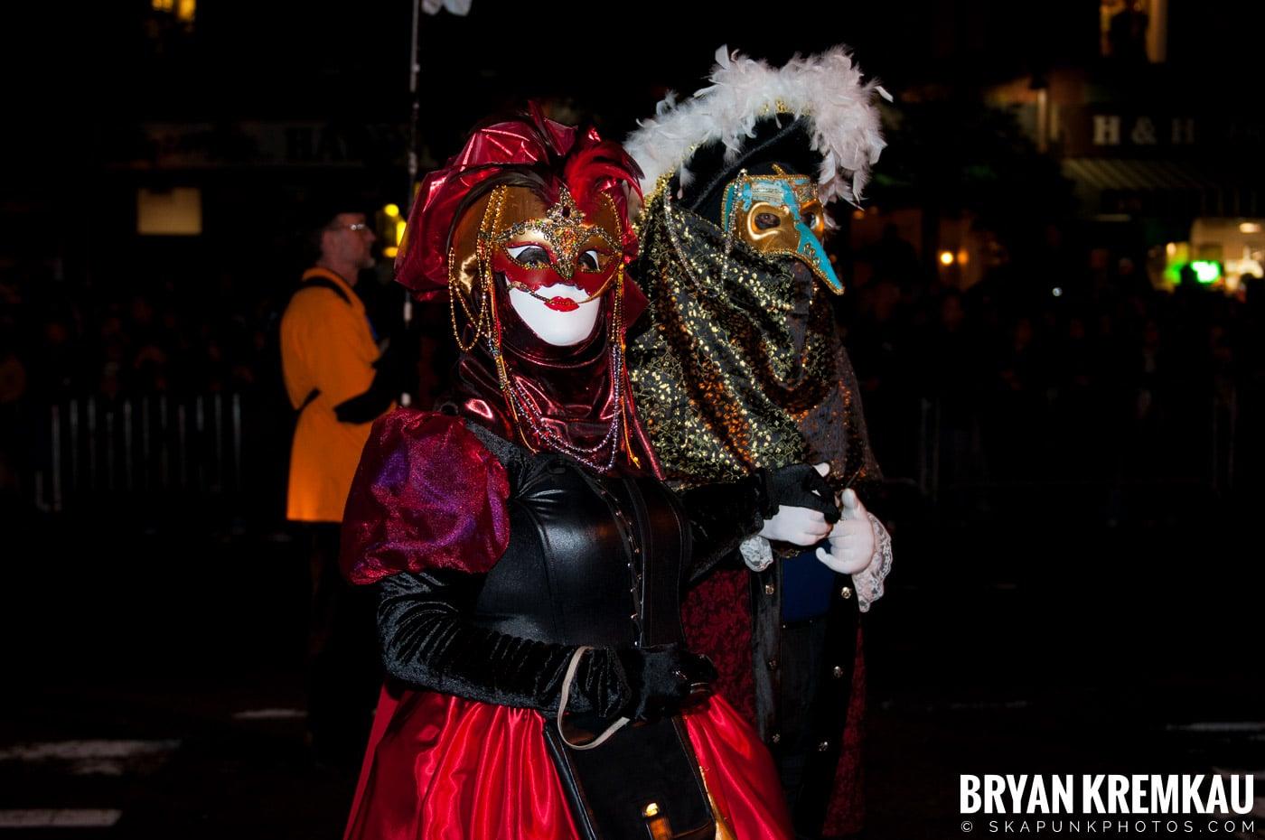 NYC Halloween Parade 2011 @ New York, NY - 10.31.11 (82)