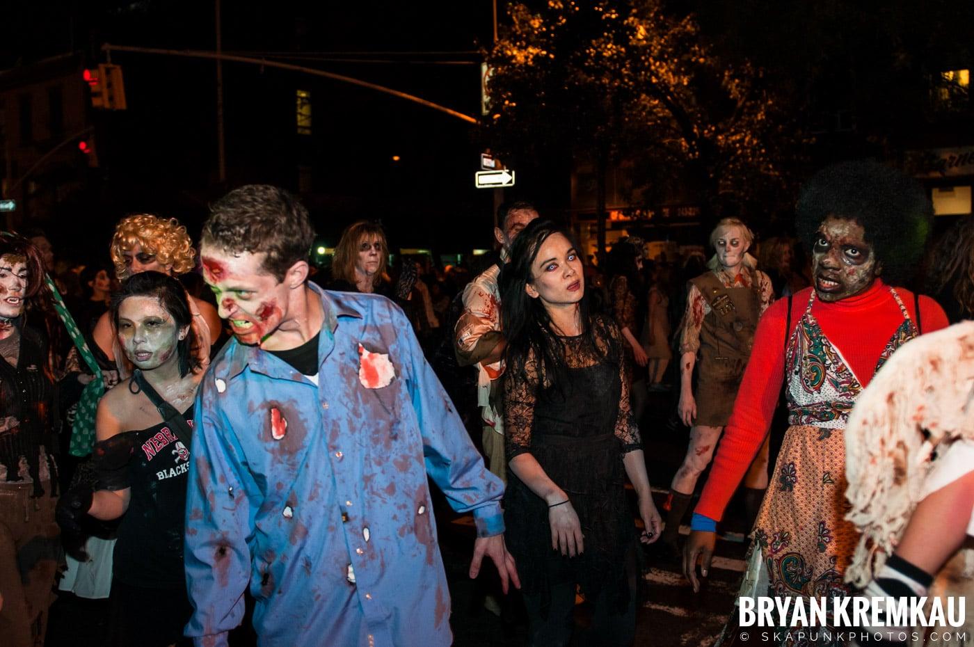 NYC Halloween Parade 2011 @ New York, NY - 10.31.11 (81)