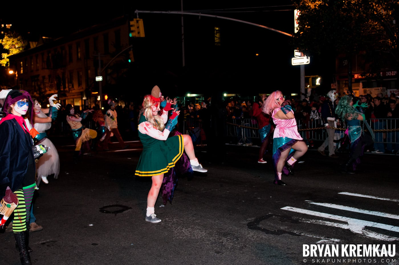 NYC Halloween Parade 2011 @ New York, NY - 10.31.11 (78)