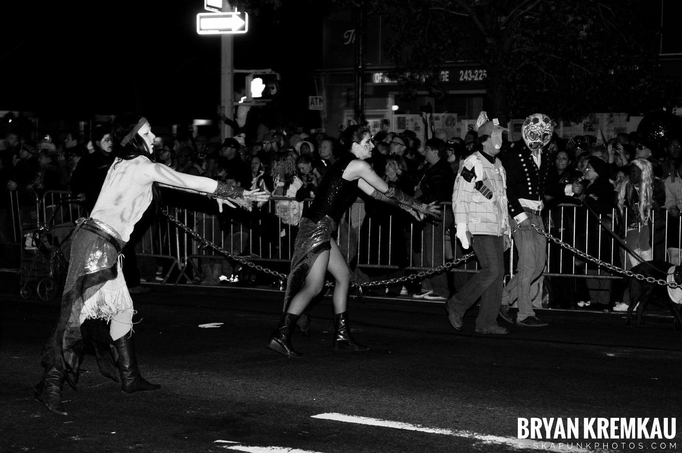 NYC Halloween Parade 2011 @ New York, NY - 10.31.11 (77)