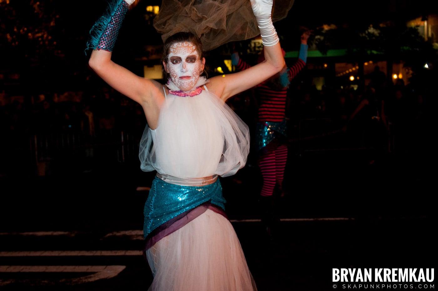 NYC Halloween Parade 2011 @ New York, NY - 10.31.11 (76)