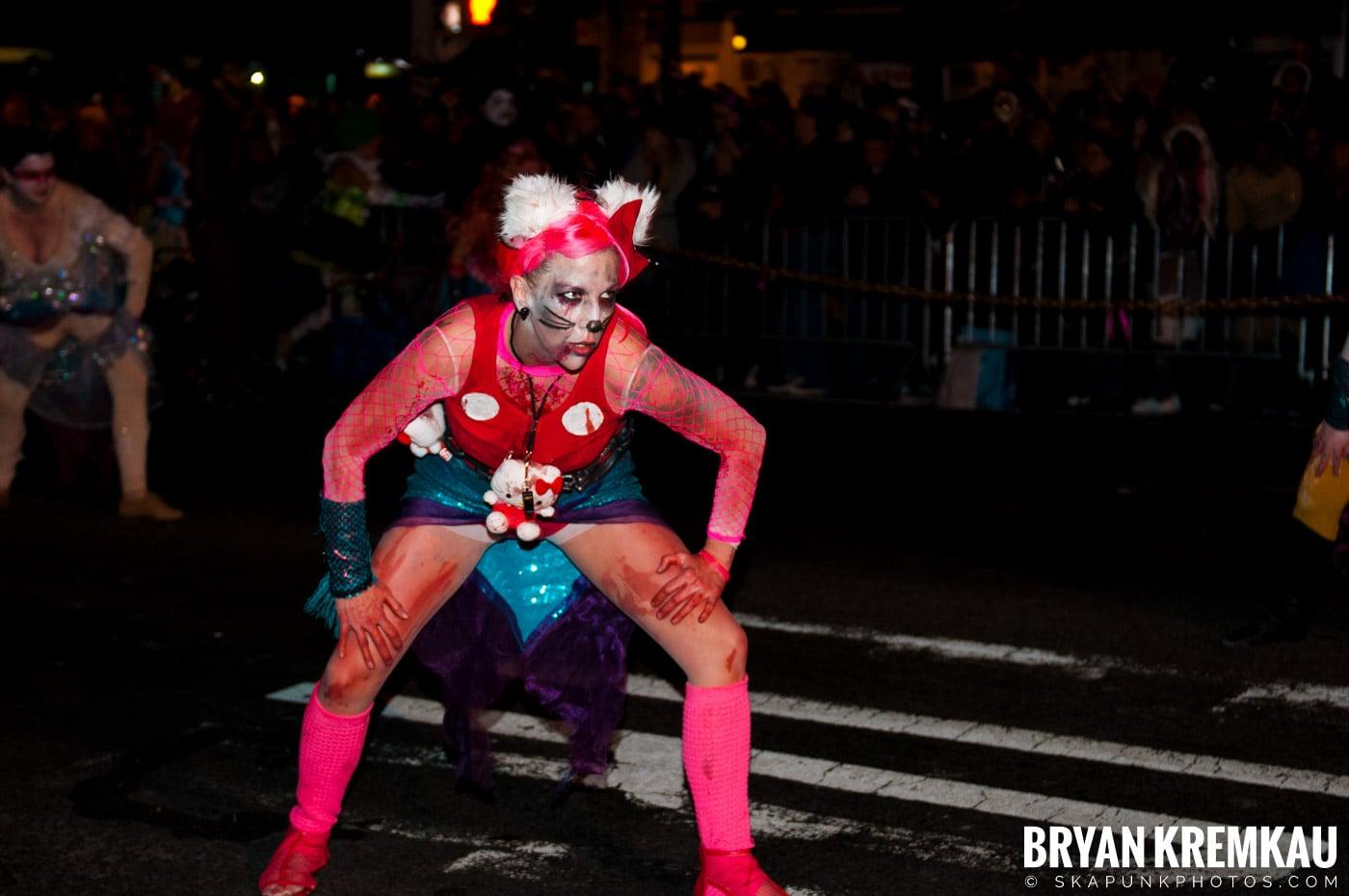 NYC Halloween Parade 2011 @ New York, NY - 10.31.11 (75)