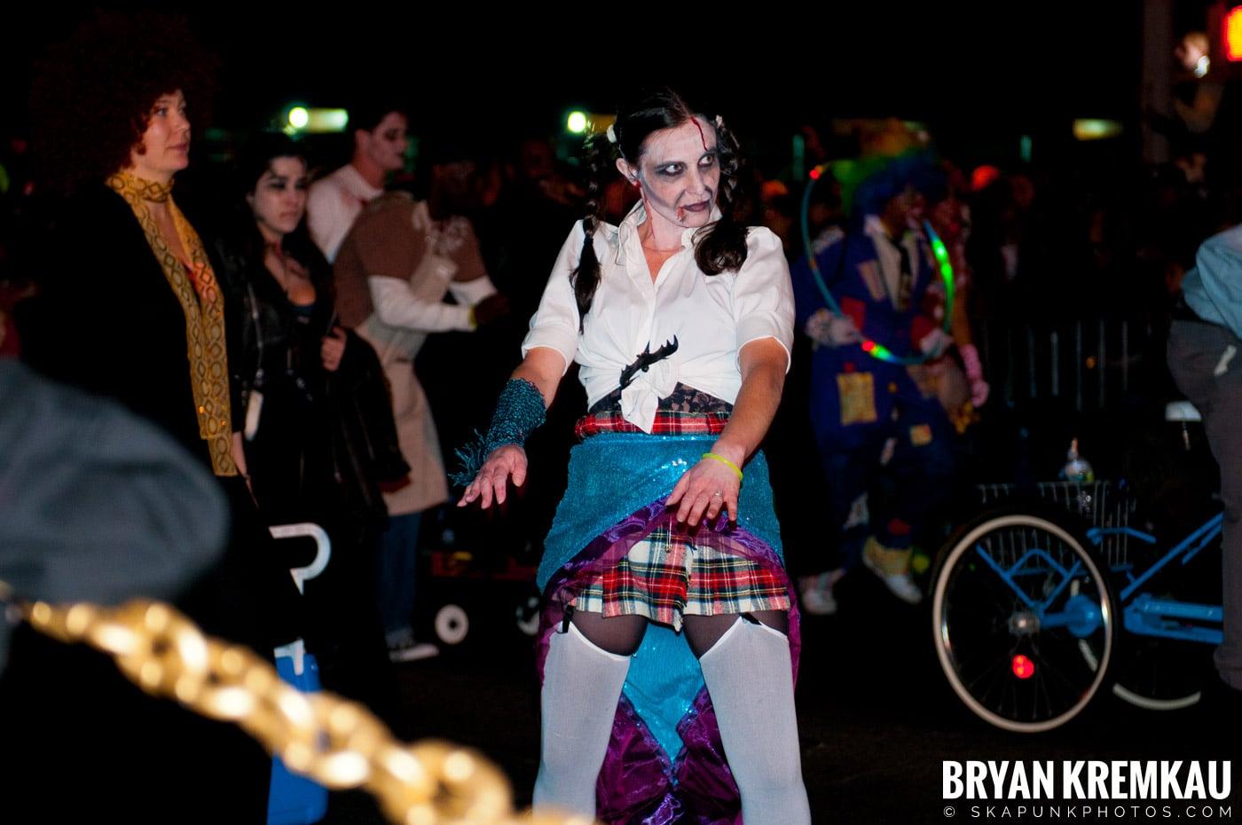 NYC Halloween Parade 2011 @ New York, NY - 10.31.11 (74)