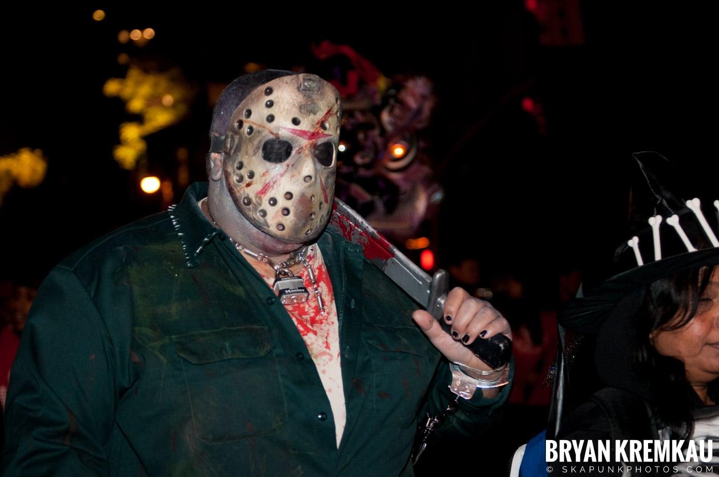 NYC Halloween Parade 2011 @ New York, NY - 10.31.11 (73)
