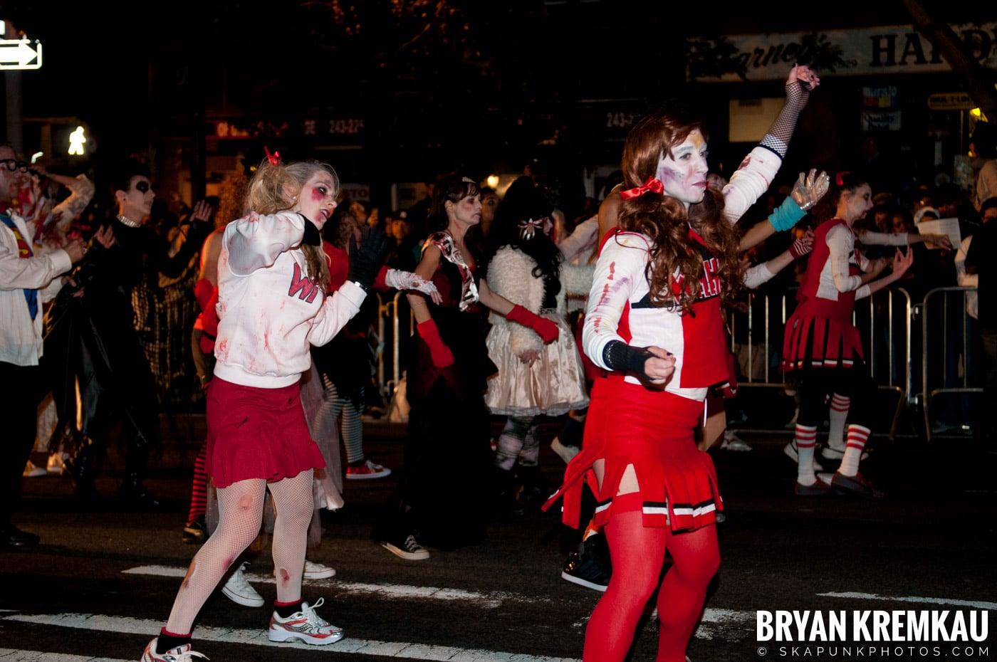 NYC Halloween Parade 2011 @ New York, NY - 10.31.11 (72)