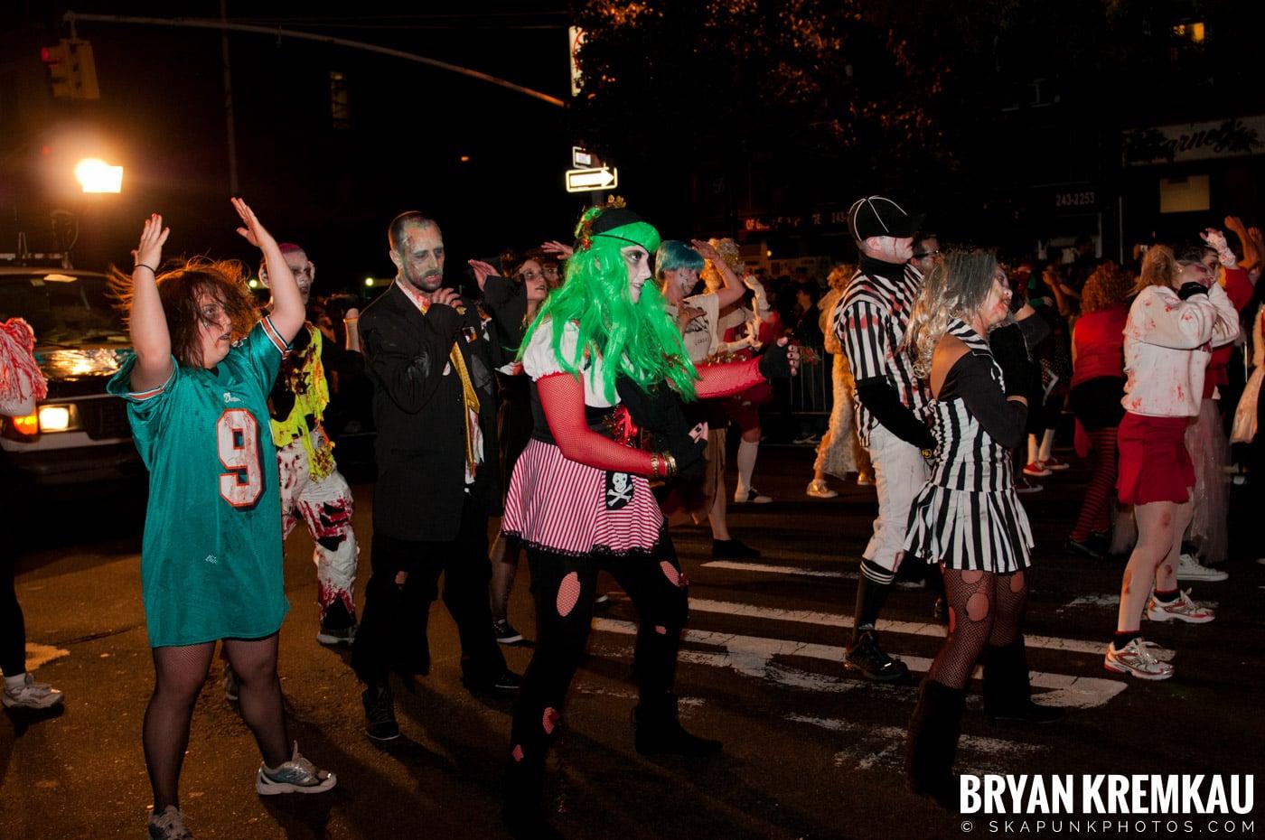 NYC Halloween Parade 2011 @ New York, NY - 10.31.11 (70)