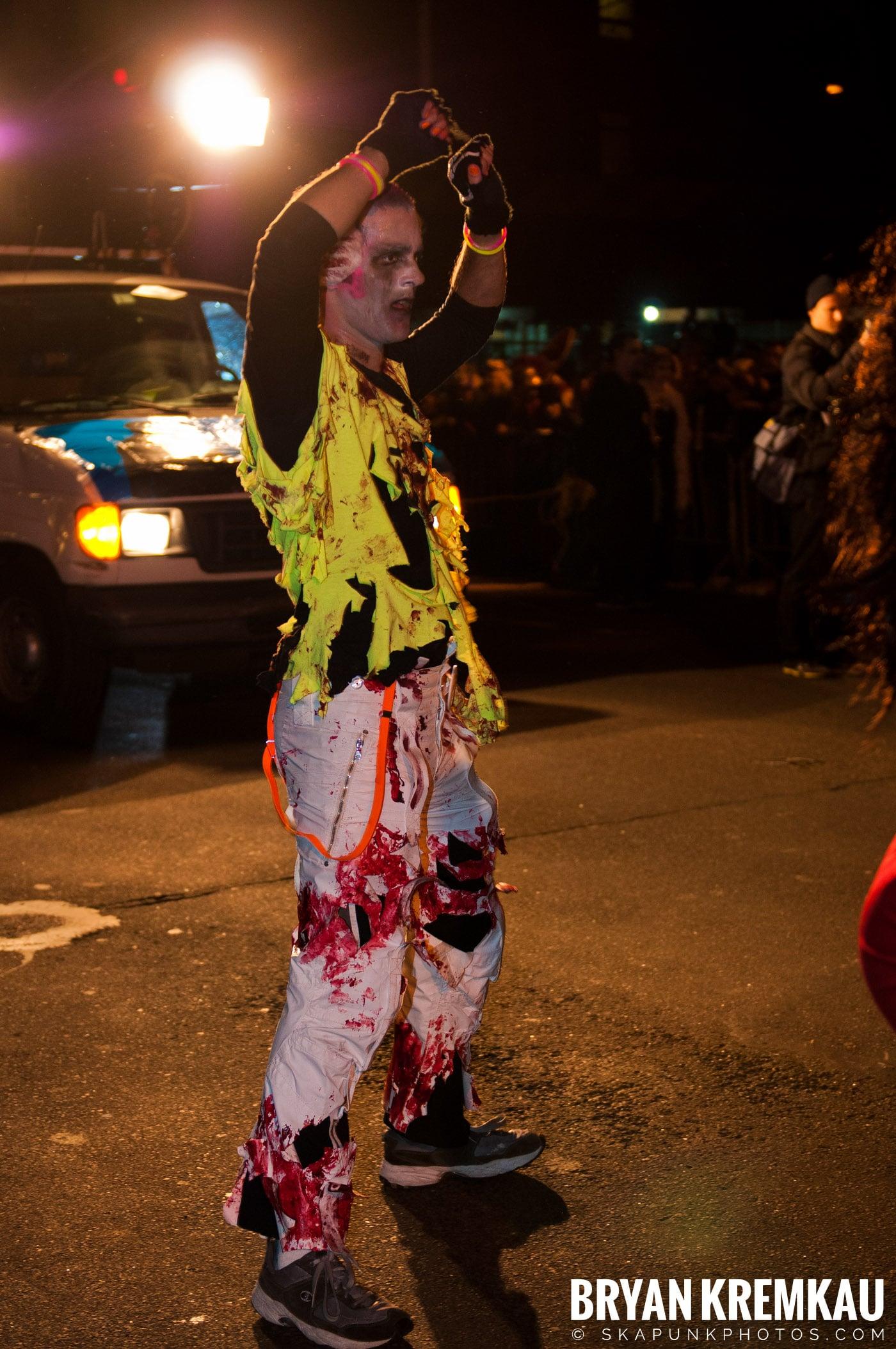 NYC Halloween Parade 2011 @ New York, NY - 10.31.11 (69)