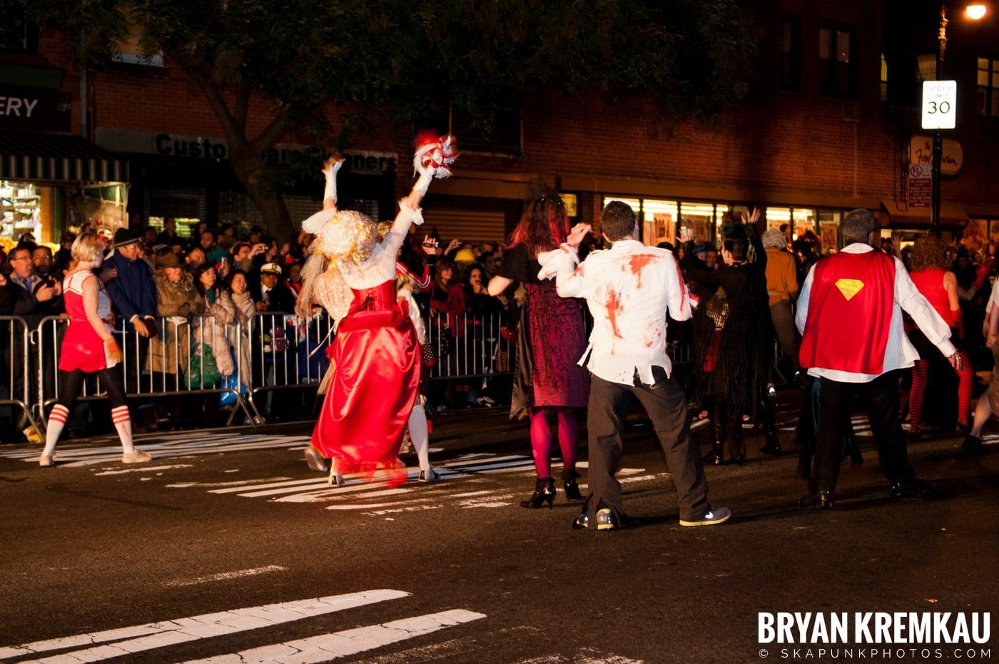 NYC Halloween Parade 2011 @ New York, NY - 10.31.11 (68)