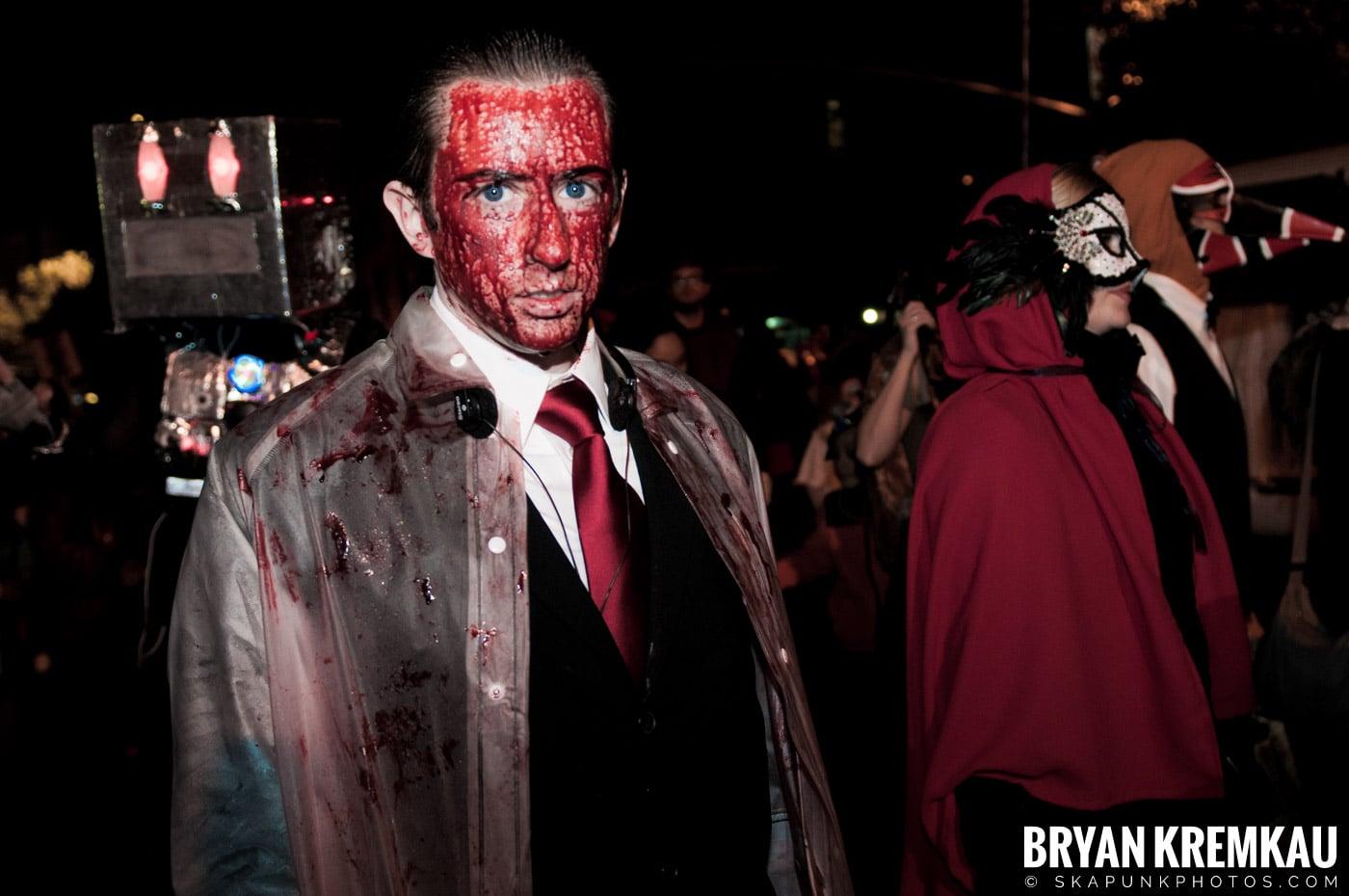 NYC Halloween Parade 2011 @ New York, NY - 10.31.11 (67)