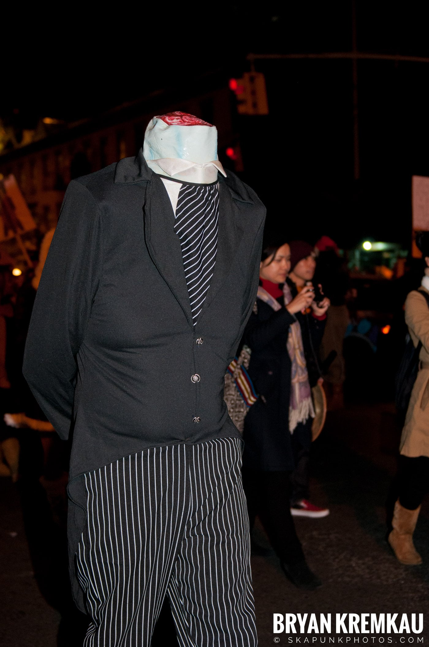 NYC Halloween Parade 2011 @ New York, NY - 10.31.11 (66)