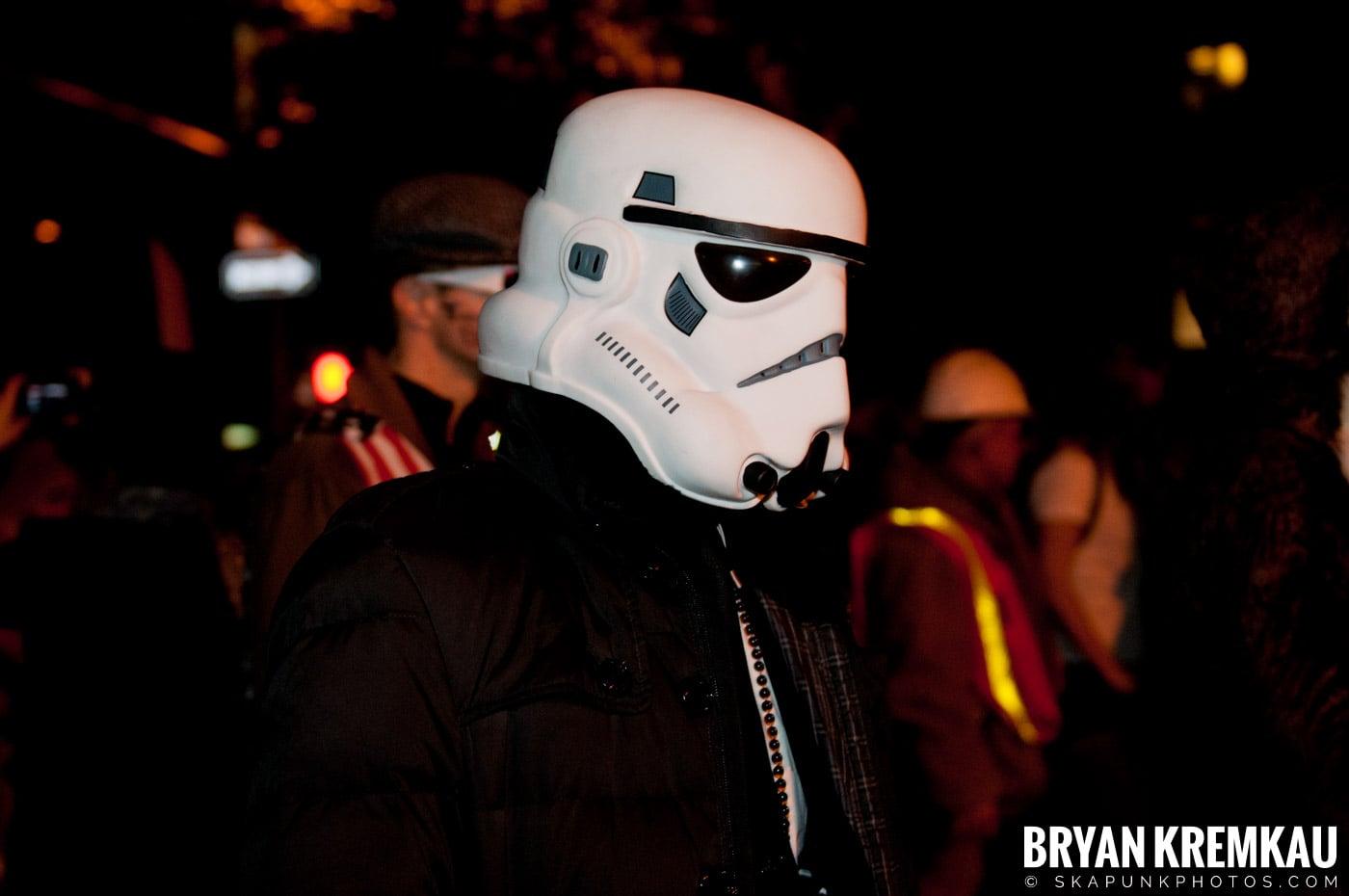 NYC Halloween Parade 2011 @ New York, NY - 10.31.11 (65)
