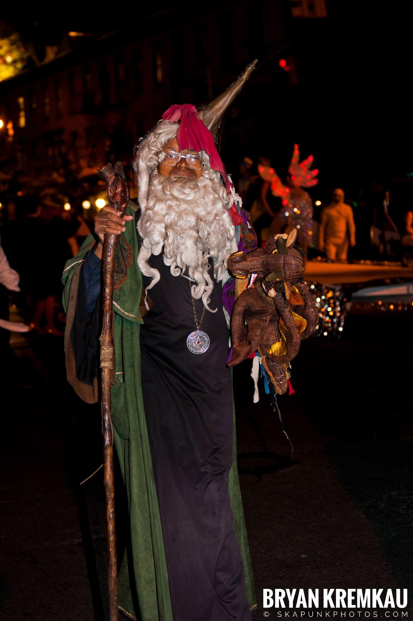NYC Halloween Parade 2011 @ New York, NY - 10.31.11 (64)