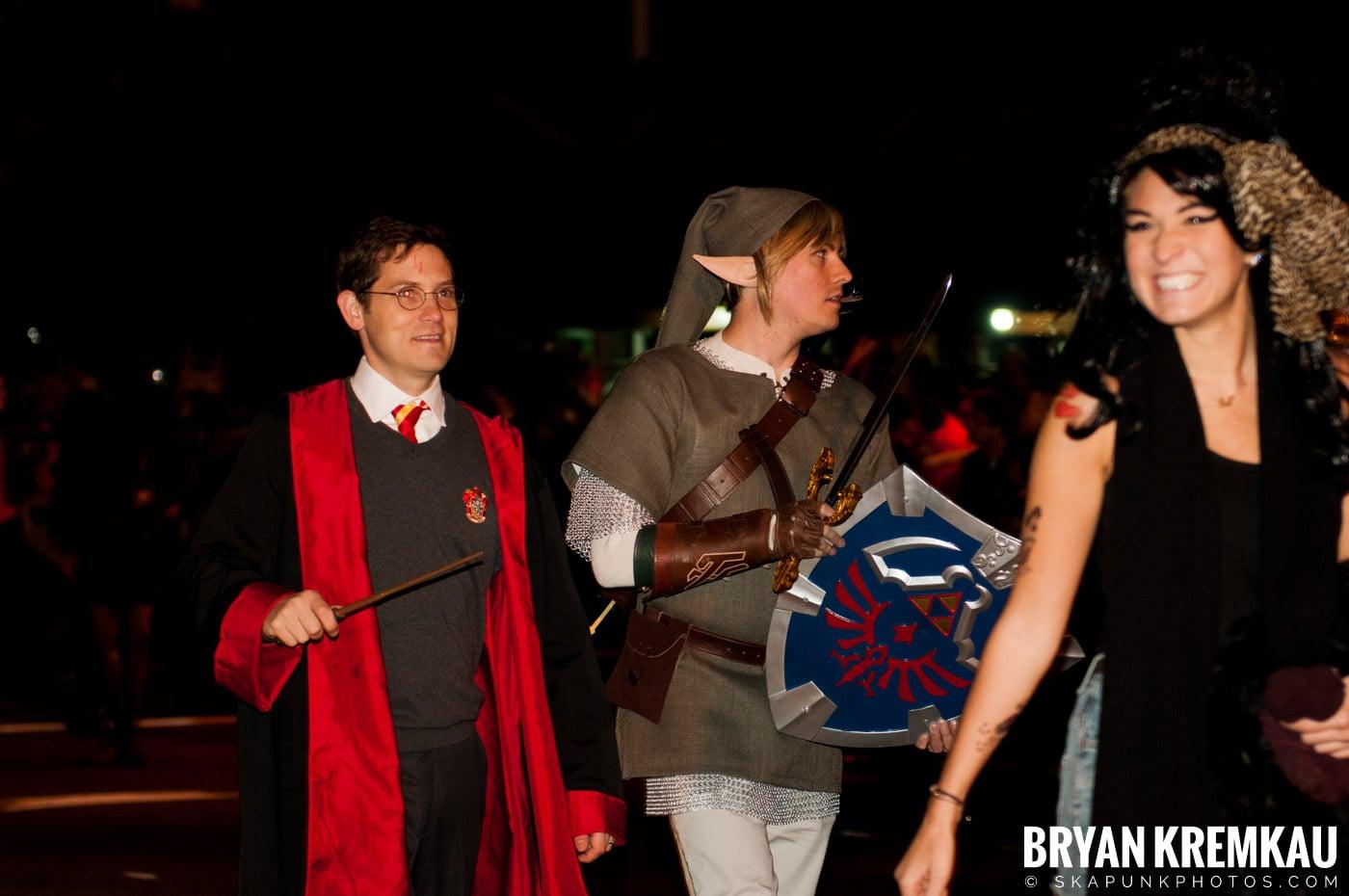 NYC Halloween Parade 2011 @ New York, NY - 10.31.11 (63)