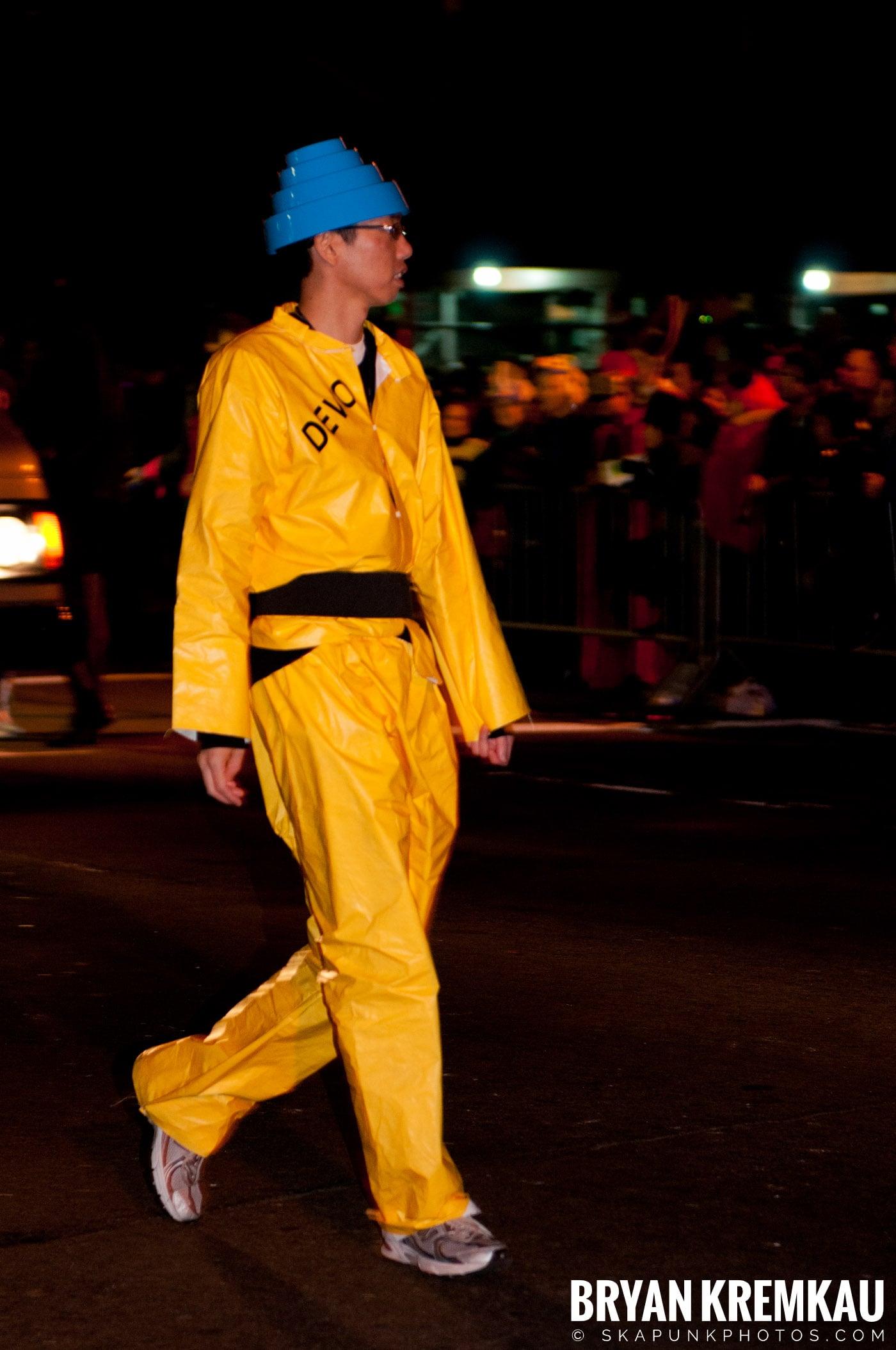 NYC Halloween Parade 2011 @ New York, NY - 10.31.11 (62)