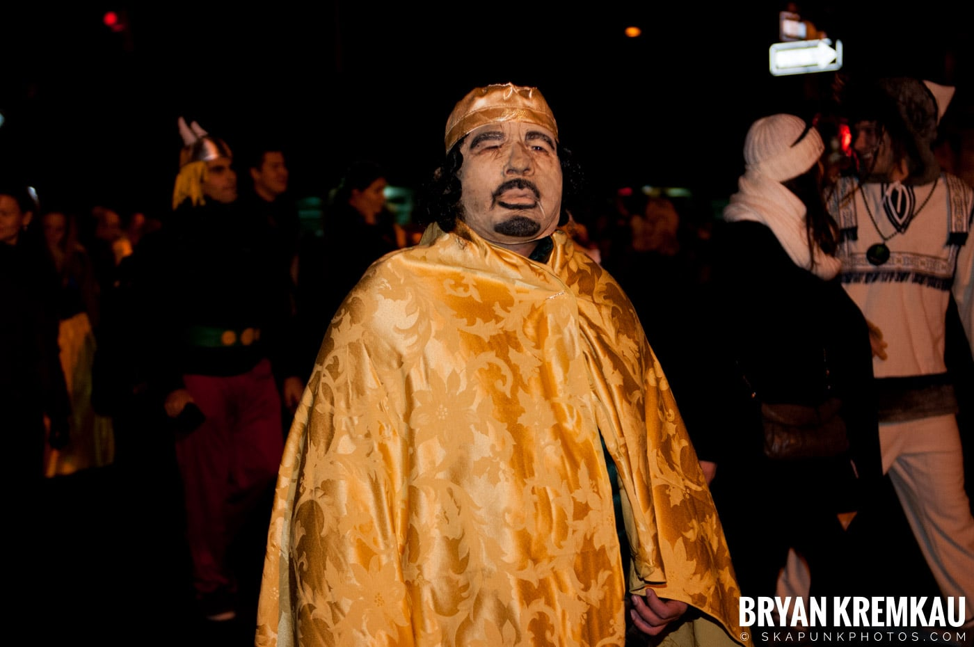 NYC Halloween Parade 2011 @ New York, NY - 10.31.11 (60)