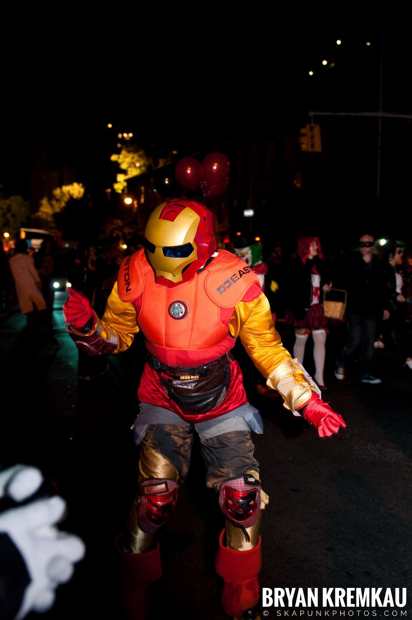 NYC Halloween Parade 2011 @ New York, NY - 10.31.11 (59)