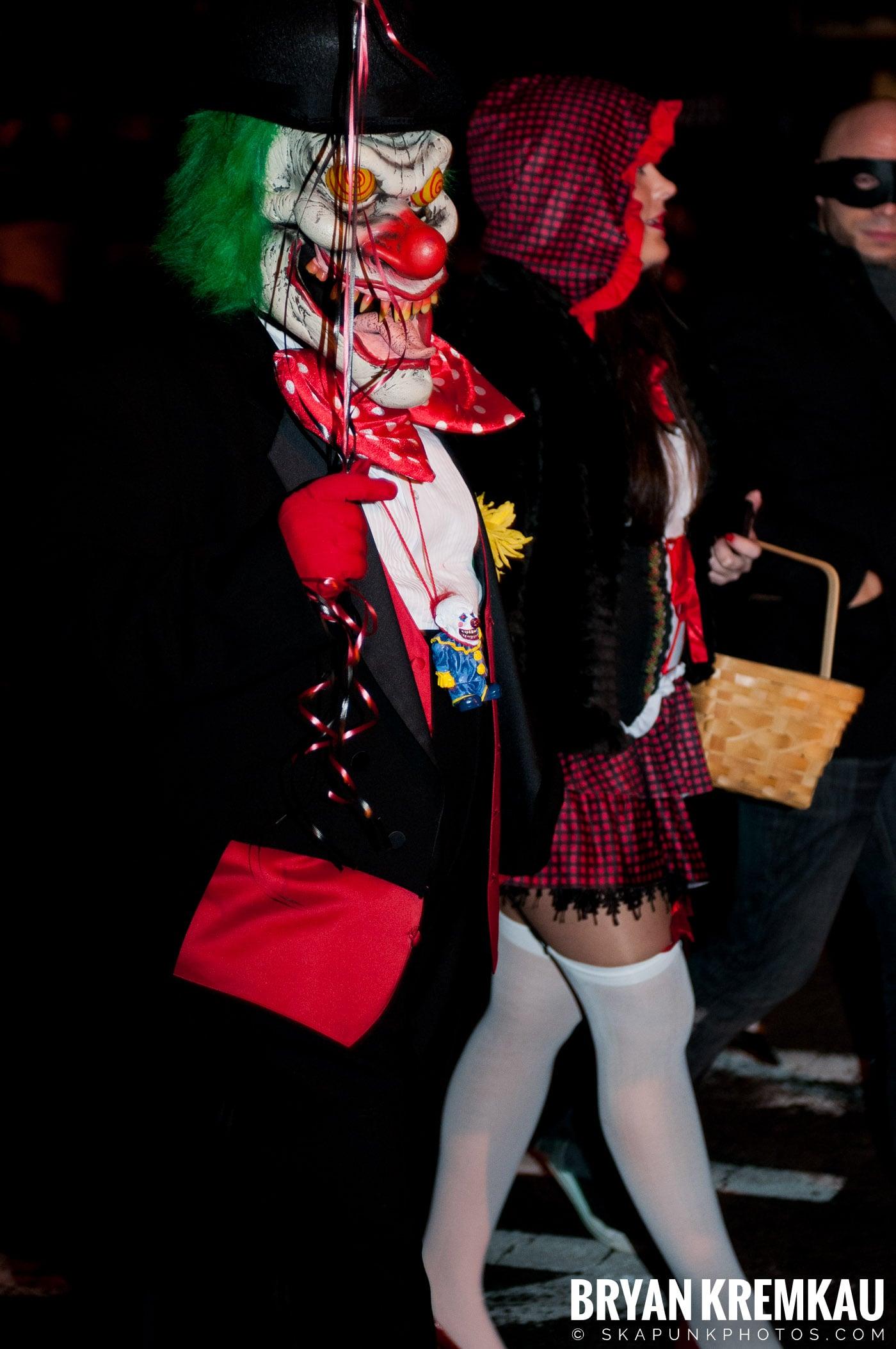 NYC Halloween Parade 2011 @ New York, NY - 10.31.11 (58)