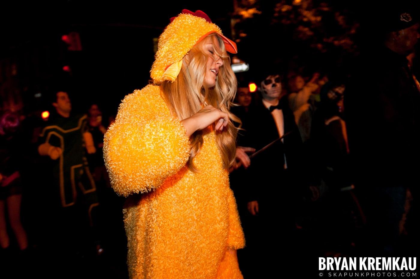 NYC Halloween Parade 2011 @ New York, NY - 10.31.11 (57)
