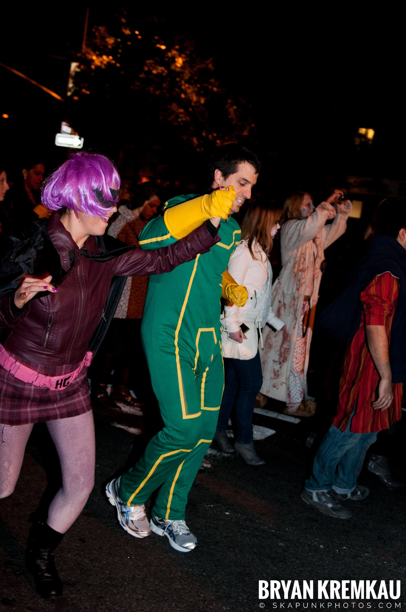 NYC Halloween Parade 2011 @ New York, NY - 10.31.11 (56)