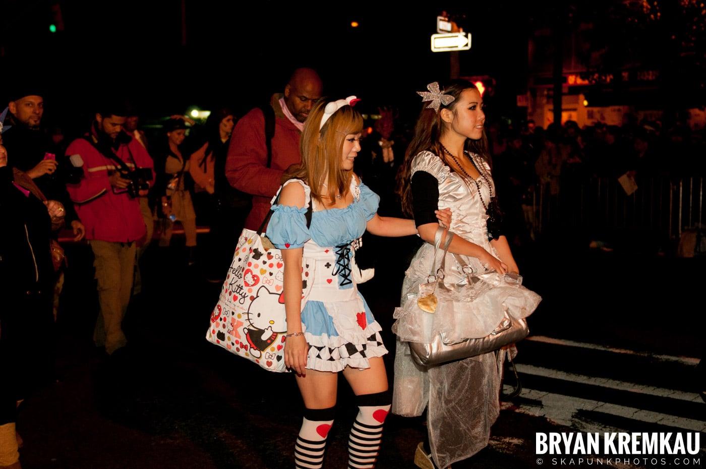 NYC Halloween Parade 2011 @ New York, NY - 10.31.11 (55)