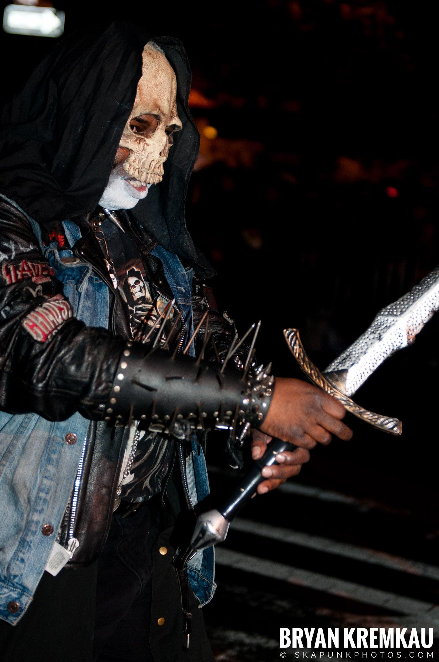 NYC Halloween Parade 2011 @ New York, NY - 10.31.11 (52)