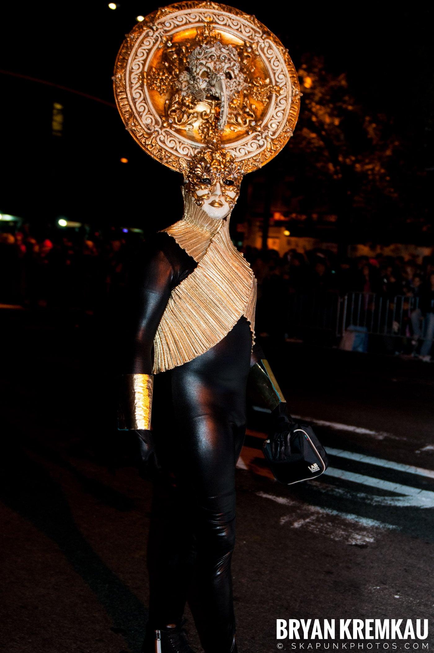 NYC Halloween Parade 2011 @ New York, NY - 10.31.11 (50)