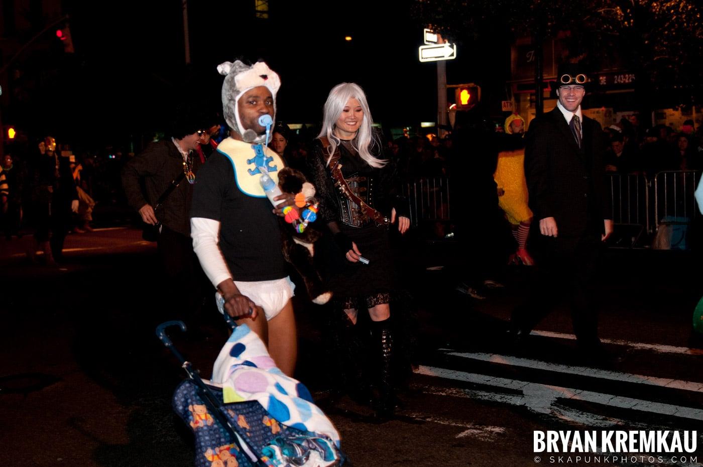 NYC Halloween Parade 2011 @ New York, NY - 10.31.11 (48)