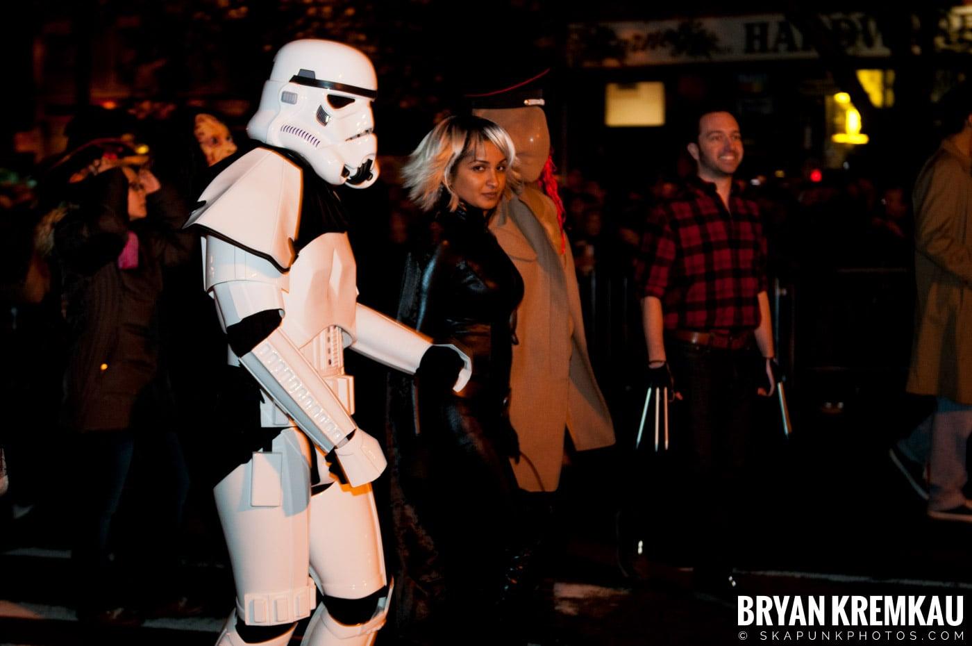 NYC Halloween Parade 2011 @ New York, NY - 10.31.11 (47)