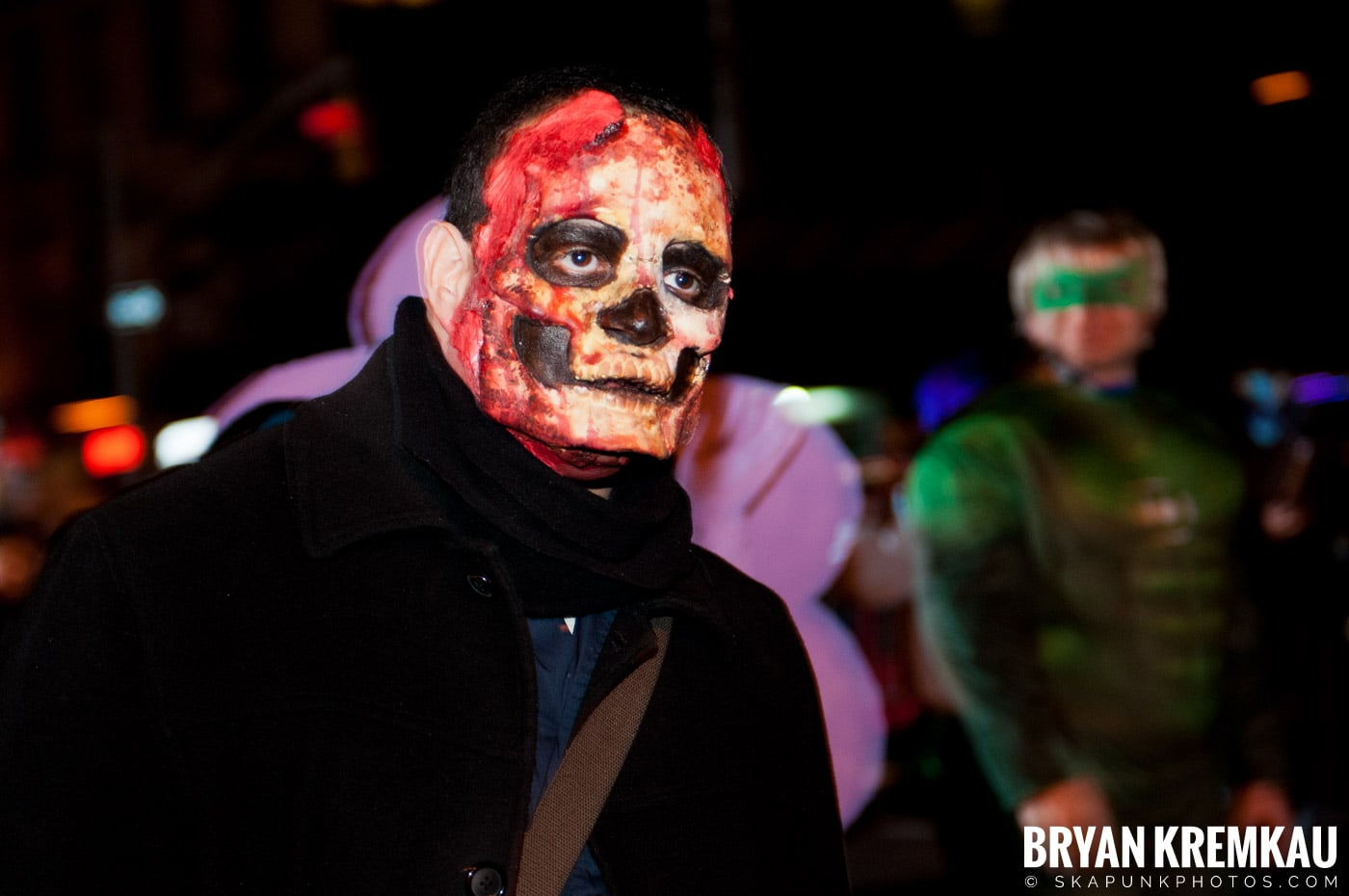 NYC Halloween Parade 2011 @ New York, NY - 10.31.11 (46)