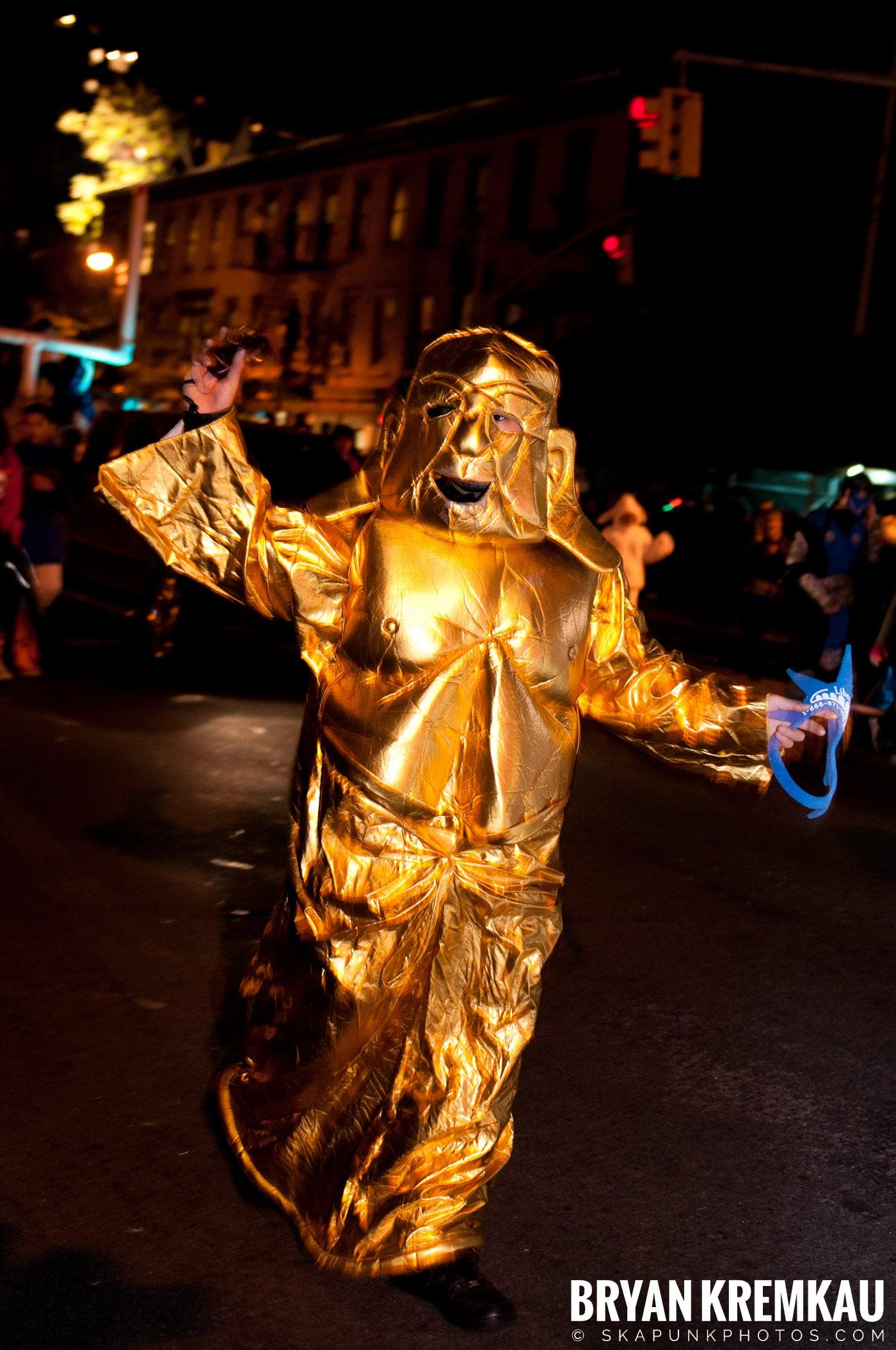 NYC Halloween Parade 2011 @ New York, NY - 10.31.11 (43)