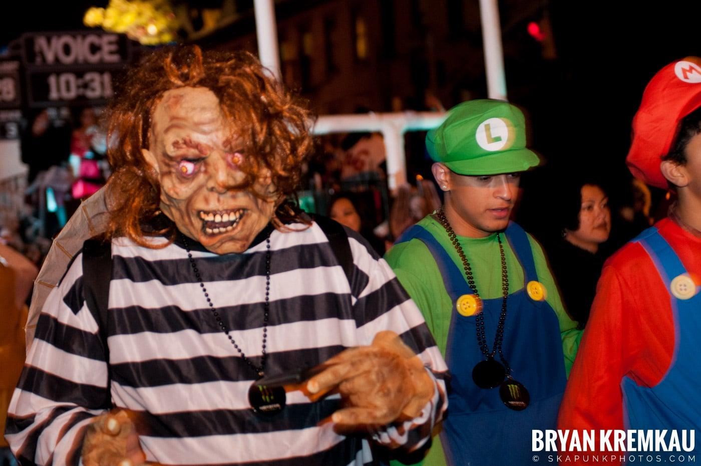 NYC Halloween Parade 2011 @ New York, NY - 10.31.11 (42)