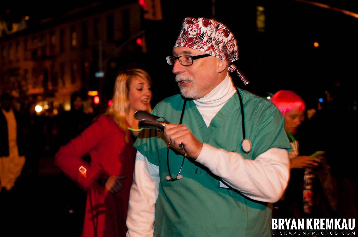 NYC Halloween Parade 2011 @ New York, NY - 10.31.11 (41)