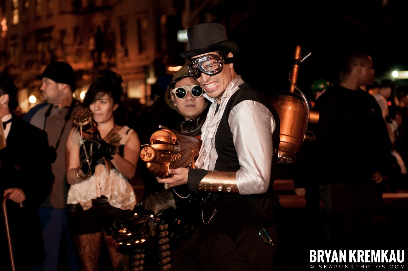 NYC Halloween Parade 2011 @ New York, NY - 10.31.11 (40)