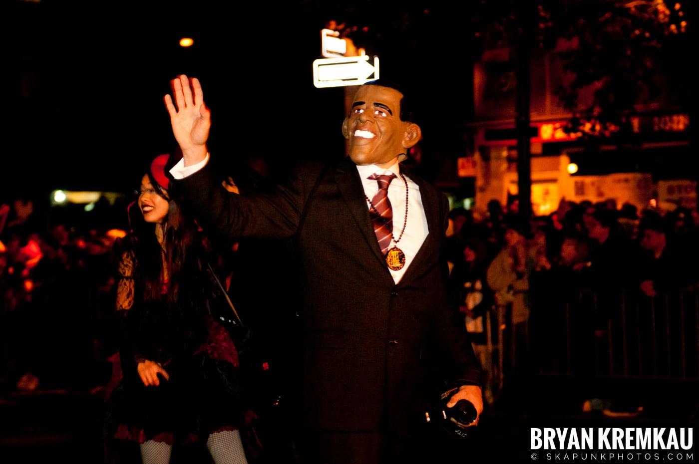 NYC Halloween Parade 2011 @ New York, NY - 10.31.11 (39)
