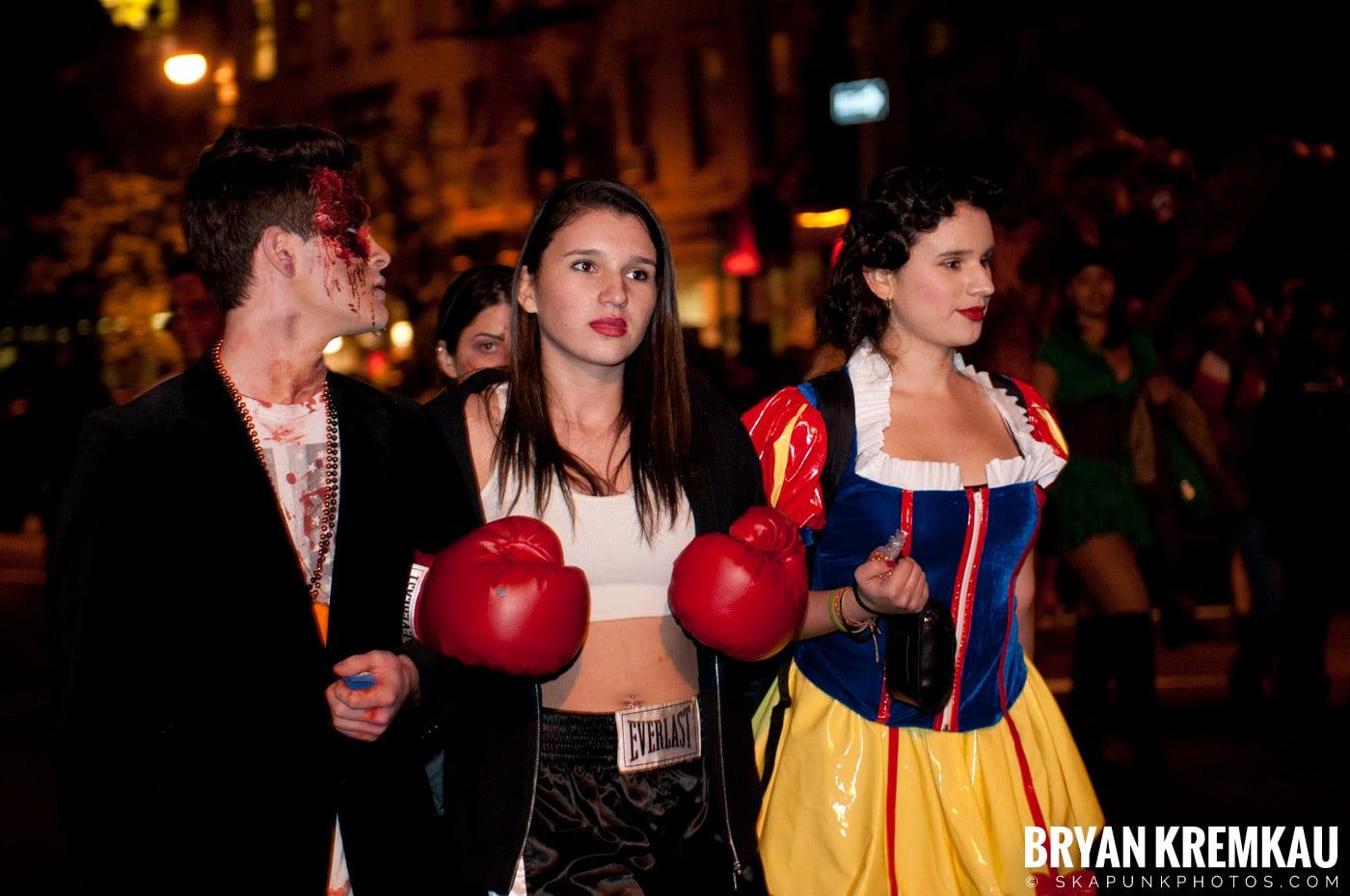 NYC Halloween Parade 2011 @ New York, NY - 10.31.11 (38)