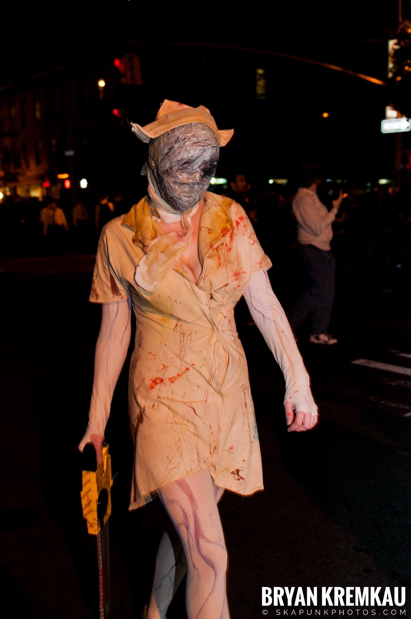 NYC Halloween Parade 2011 @ New York, NY - 10.31.11 (37)