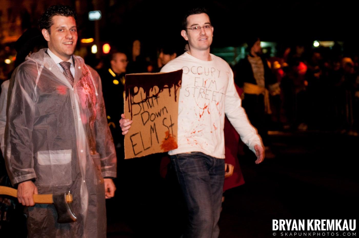 NYC Halloween Parade 2011 @ New York, NY - 10.31.11 (36)