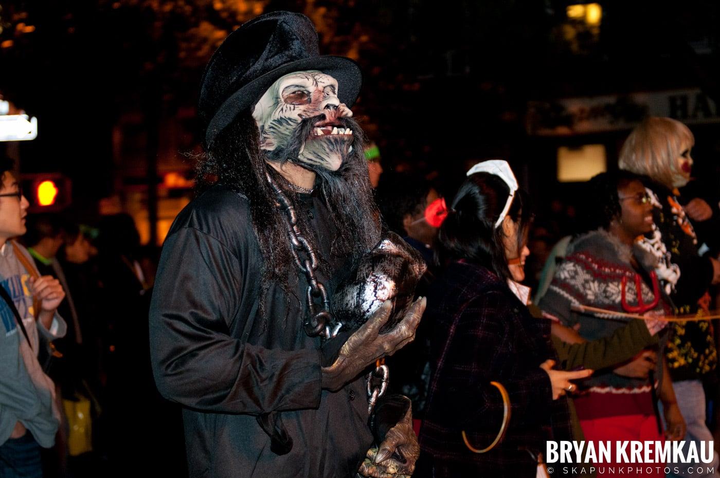 NYC Halloween Parade 2011 @ New York, NY - 10.31.11 (35)