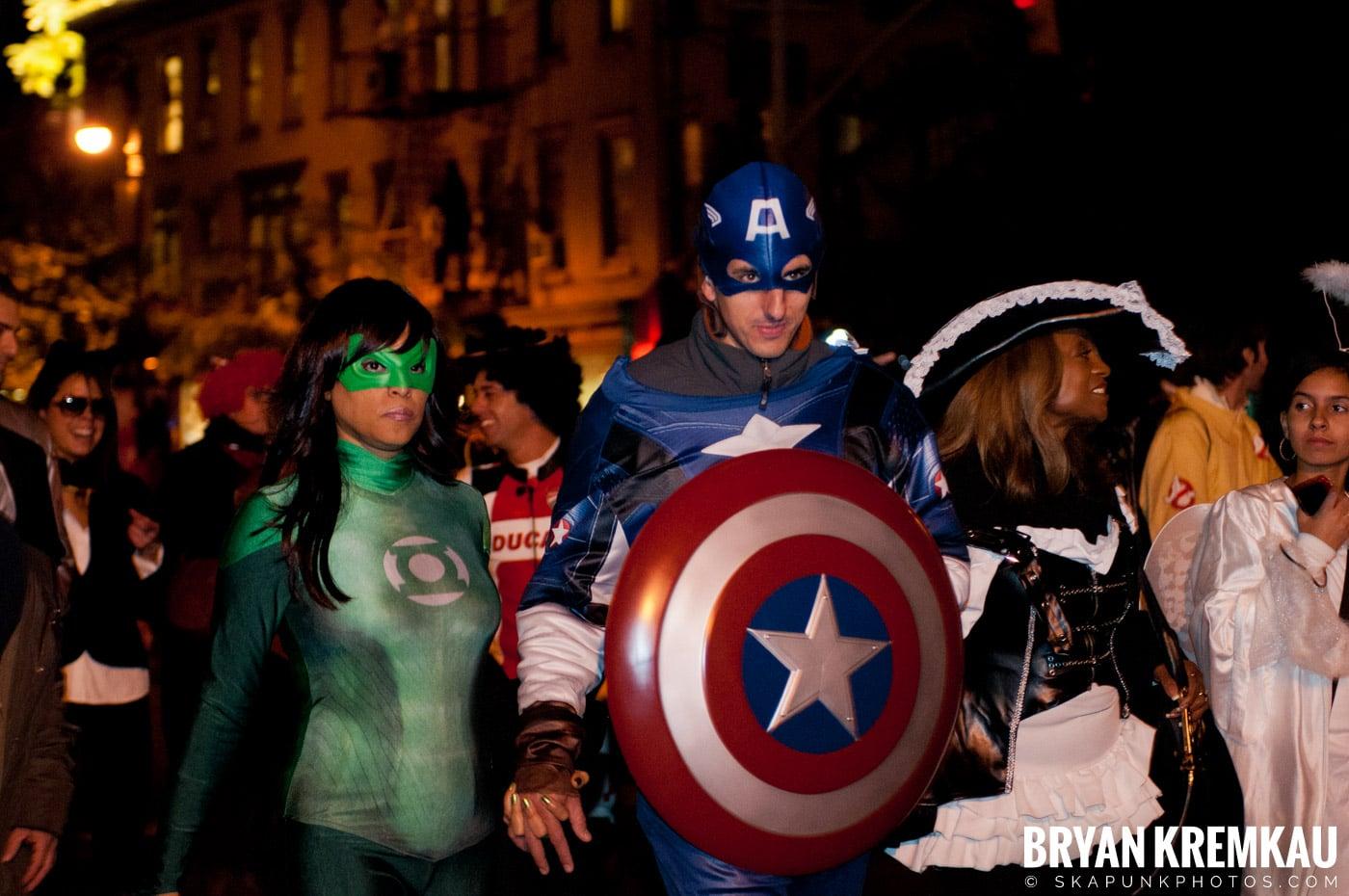 NYC Halloween Parade 2011 @ New York, NY - 10.31.11 (34)