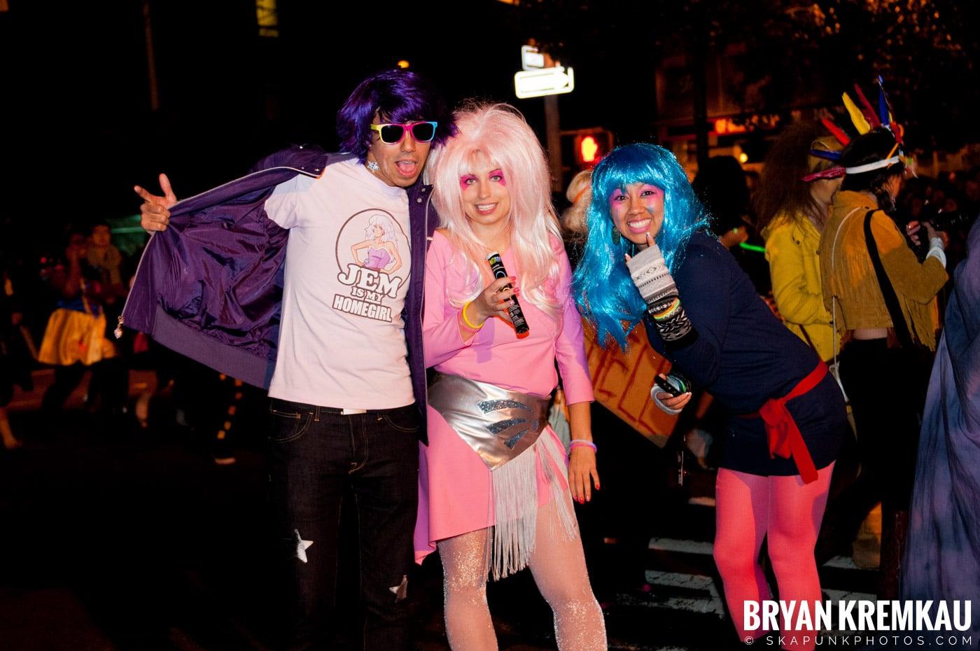 NYC Halloween Parade 2011 @ New York, NY - 10.31.11 (32)