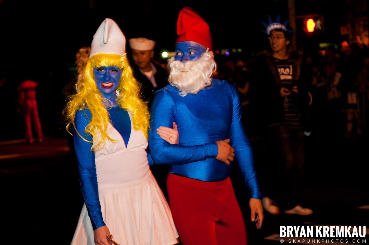NYC Halloween Parade 2011 @ New York, NY - 10.31.11 (30)