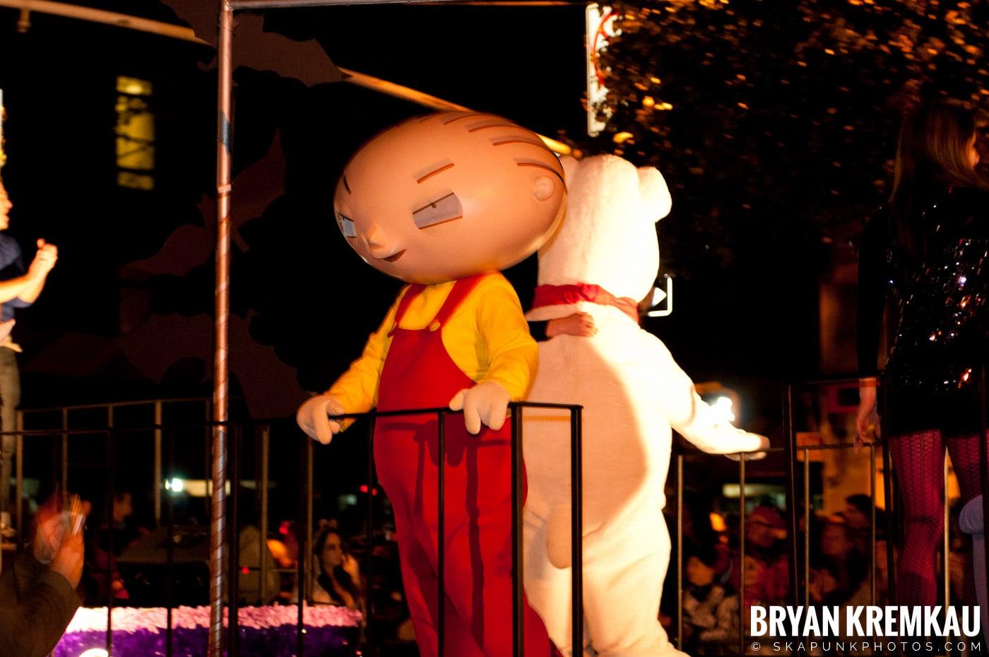 NYC Halloween Parade 2011 @ New York, NY - 10.31.11 (26)