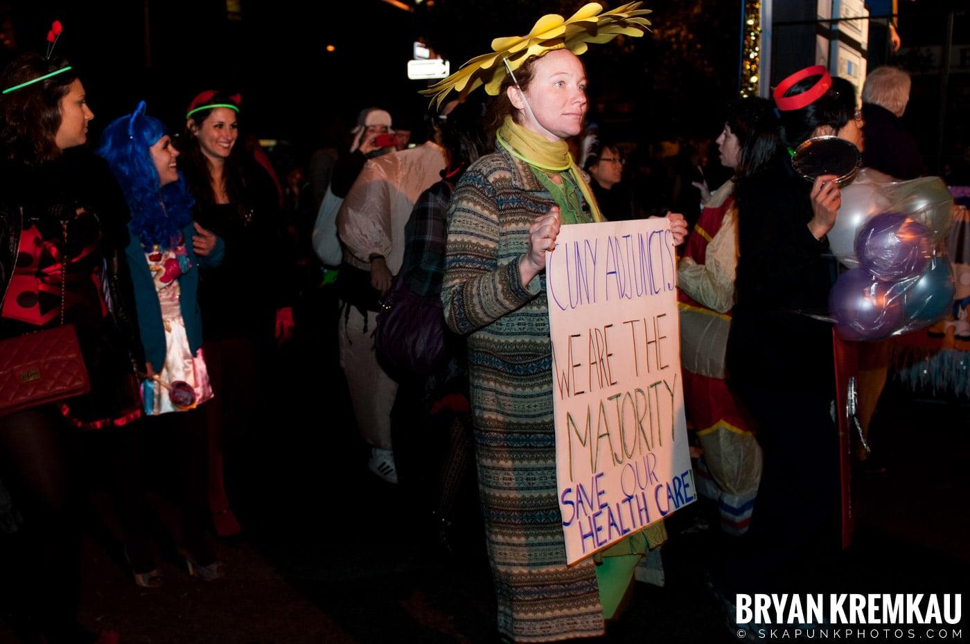 NYC Halloween Parade 2011 @ New York, NY - 10.31.11 (25)
