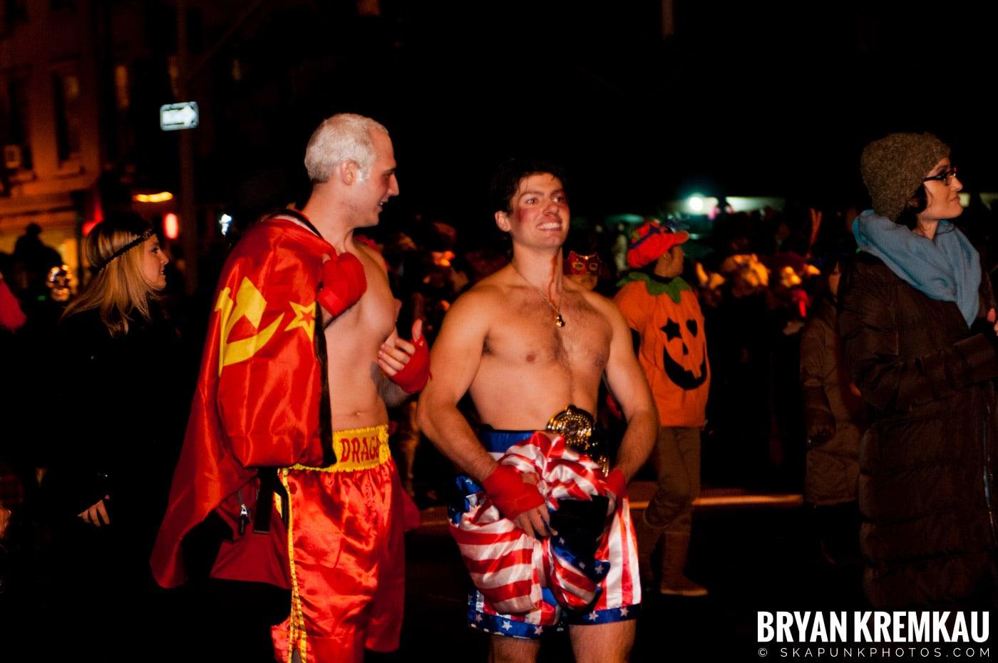 NYC Halloween Parade 2011 @ New York, NY - 10.31.11 (24)