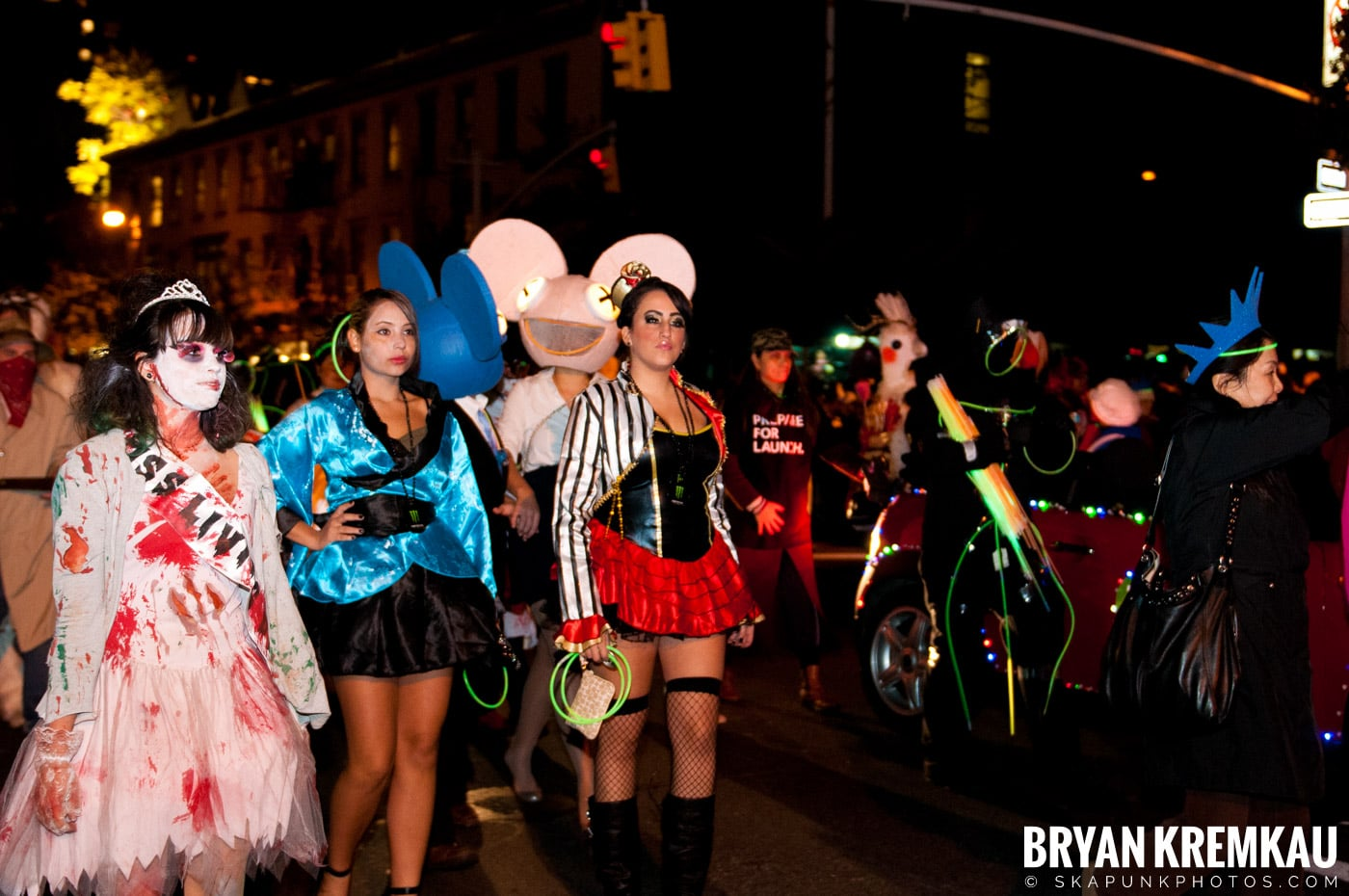 NYC Halloween Parade 2011 @ New York, NY - 10.31.11 (22)