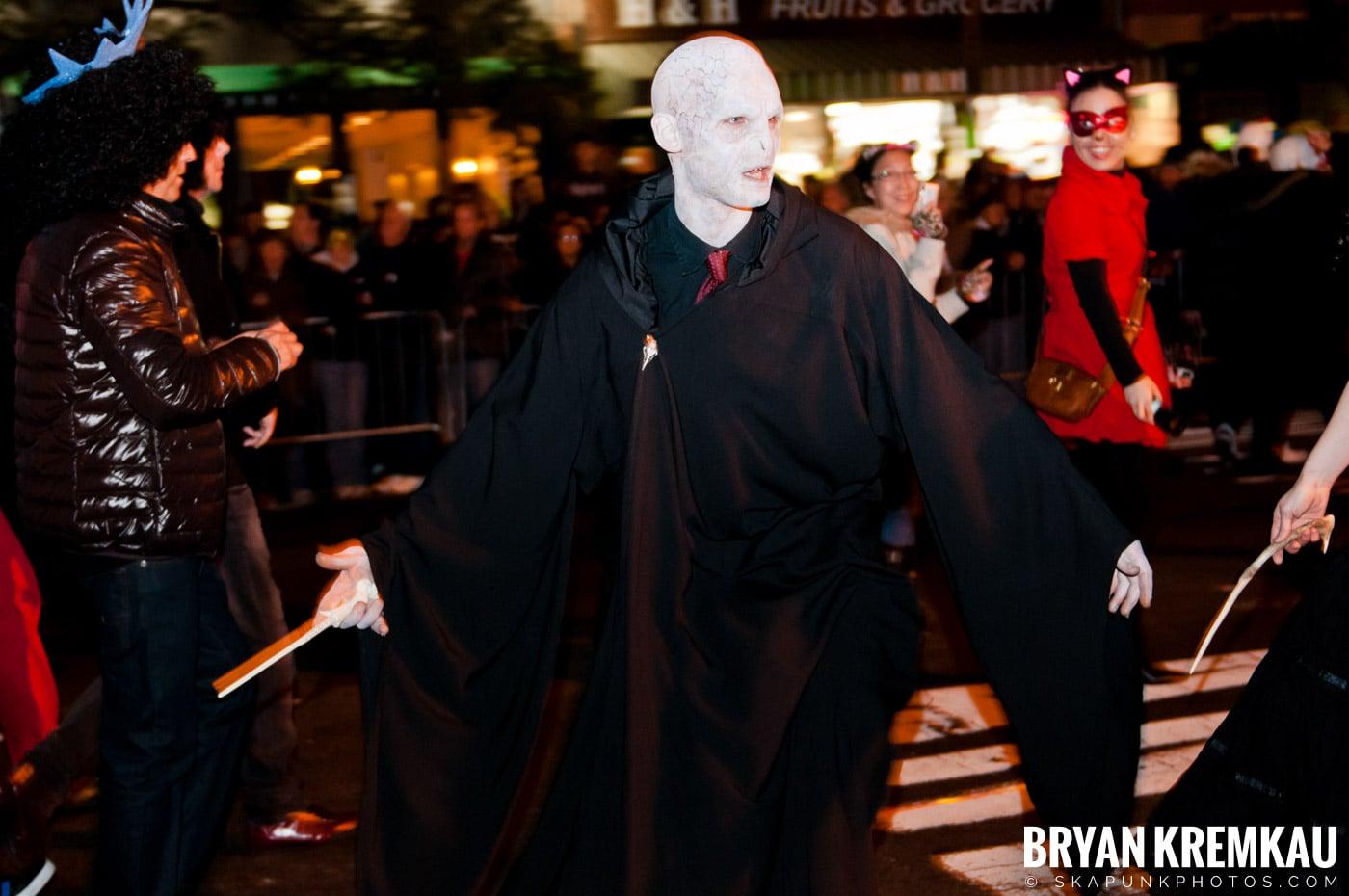 NYC Halloween Parade 2011 @ New York, NY - 10.31.11 (21)
