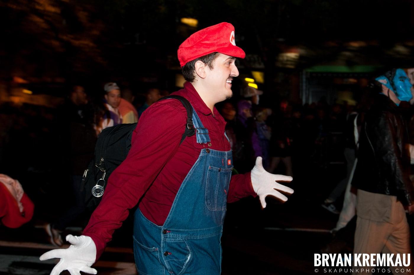 NYC Halloween Parade 2011 @ New York, NY - 10.31.11 (20)
