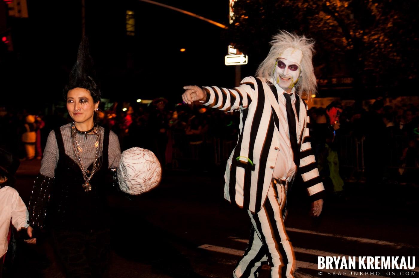 NYC Halloween Parade 2011 @ New York, NY - 10.31.11 (19)