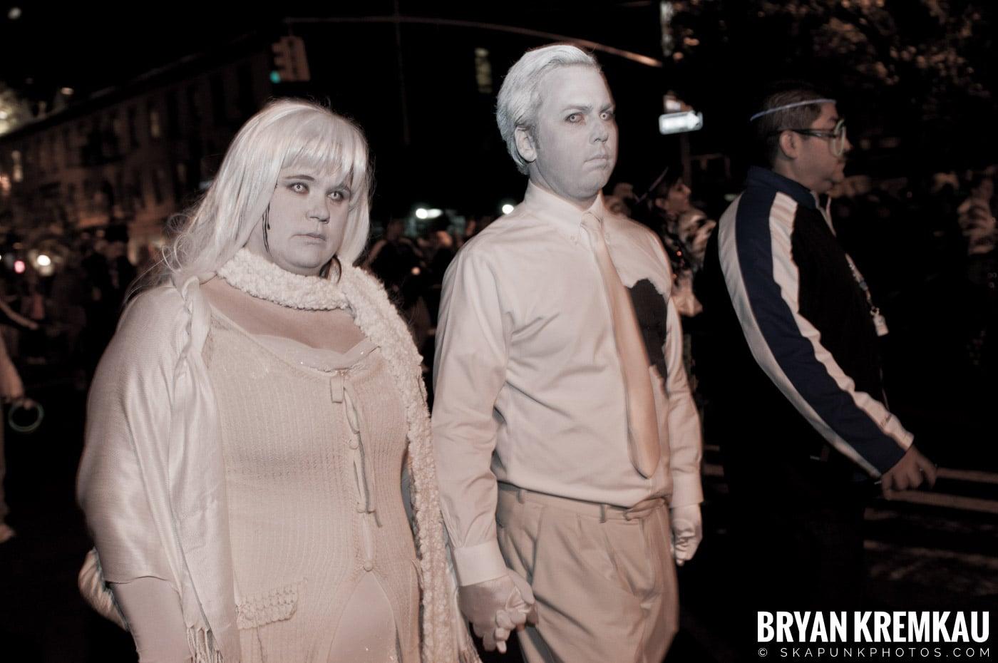 NYC Halloween Parade 2011 @ New York, NY - 10.31.11 (18)